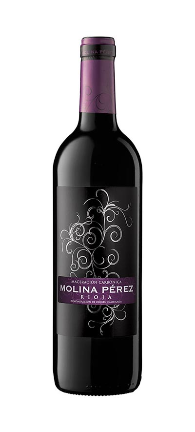 Bodegas Molina Pérez Young Red Carbonic Maceration